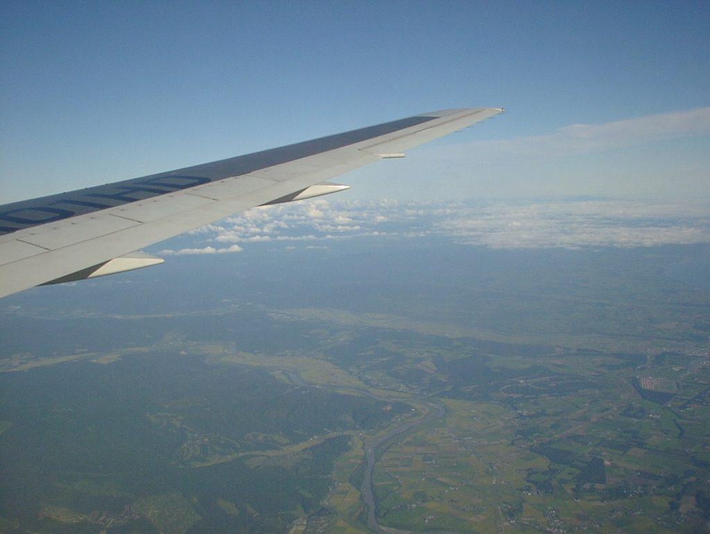 航空機 翼